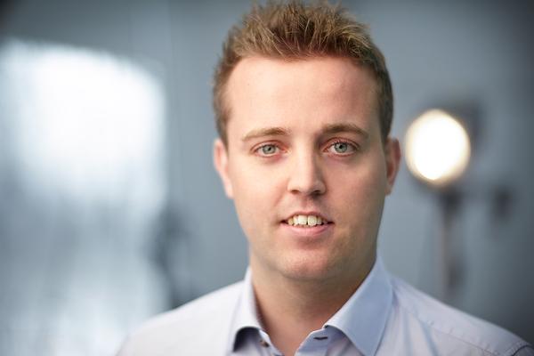 Michael Lynge ejer af Klubbladet