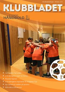 lyseng håndbold klubbladet oktober 2016